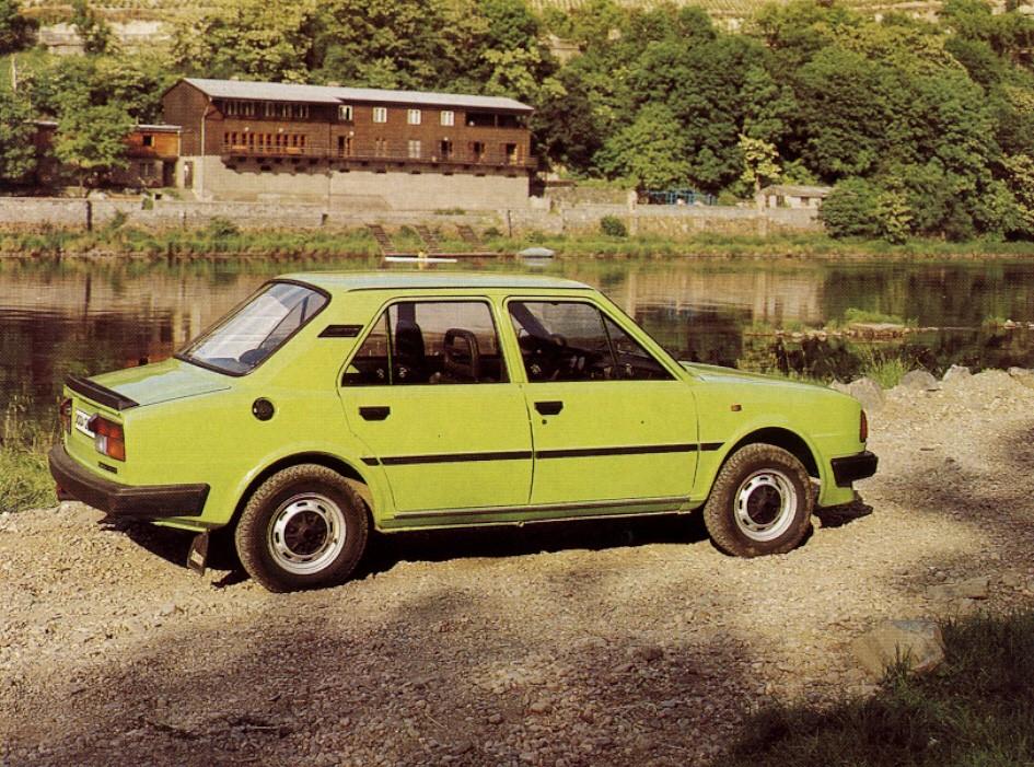 1985 Skoda 120