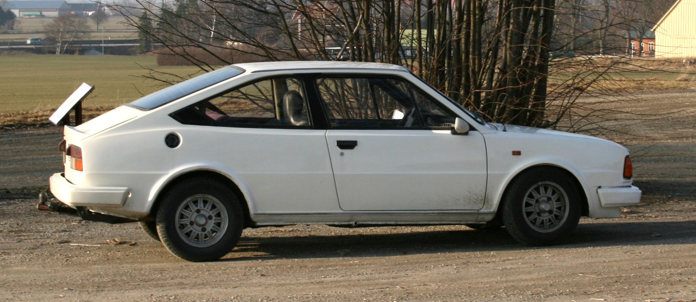 1985 Skoda 125
