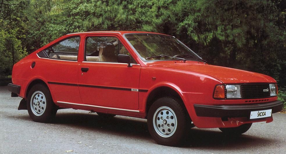 1985 Skoda 130
