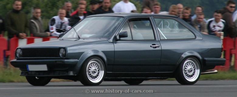 1985 Volkswagen Derby