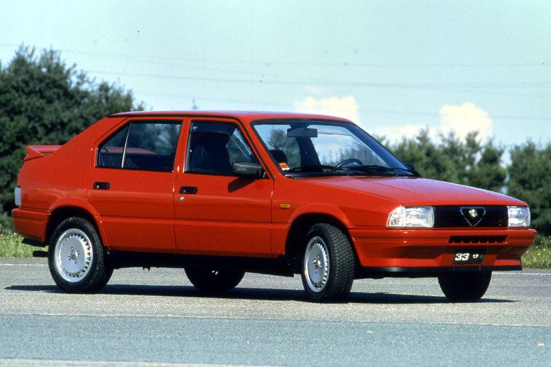 1986 Alfa Romeo 33