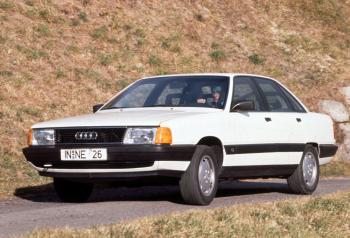 1986 Audi 100 - Partsopen