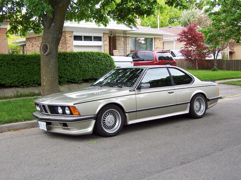 1986 BMW 6 Series - Partsopen