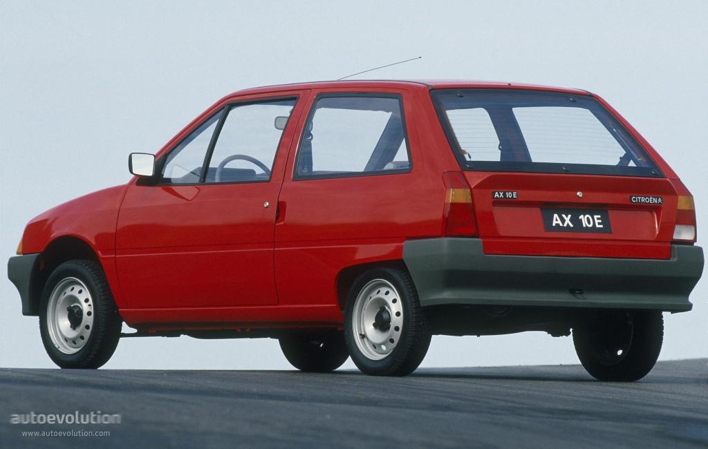 1986 Citroen AX