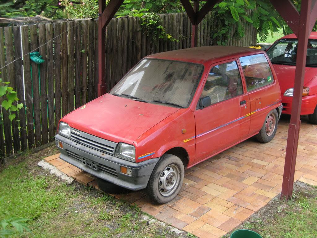 1986 Daihatsu Cuore - Partsopen