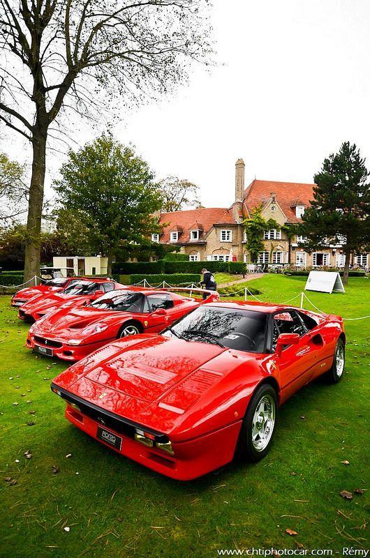 1986 Ferrari 288 GTO⁄F40⁄F50⁄Enzo