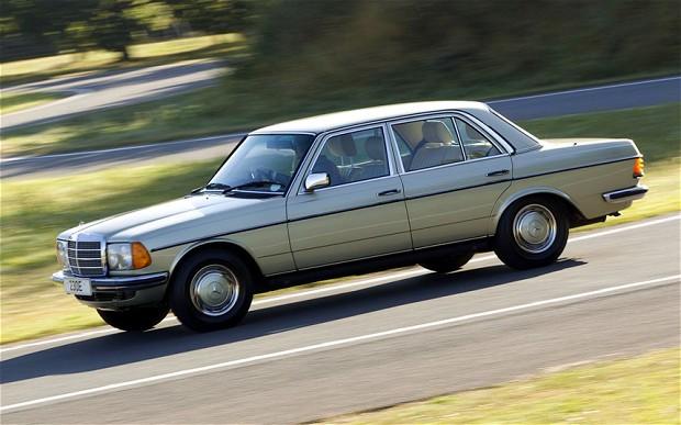 1986 Mercedes W123 E