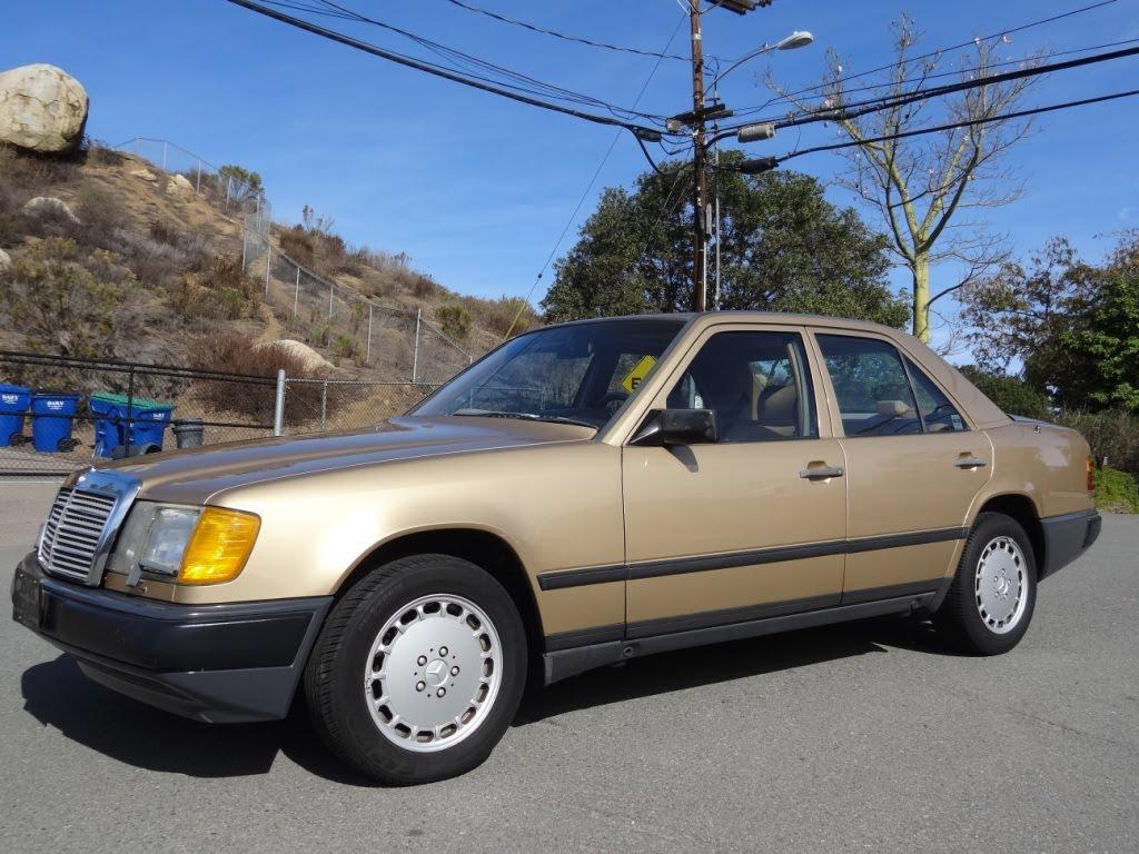 1986 mercedes w124 e partsopen for Mercedes benz 1986 e300