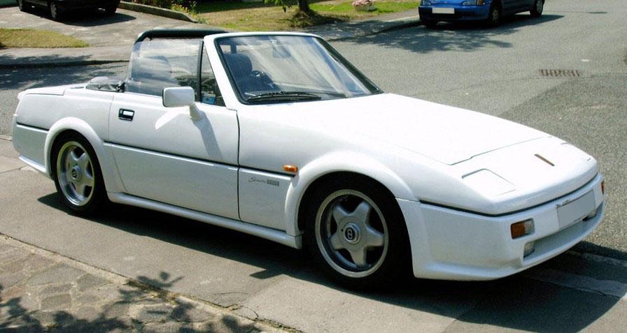 1986 Reliant Scimitar Sabre