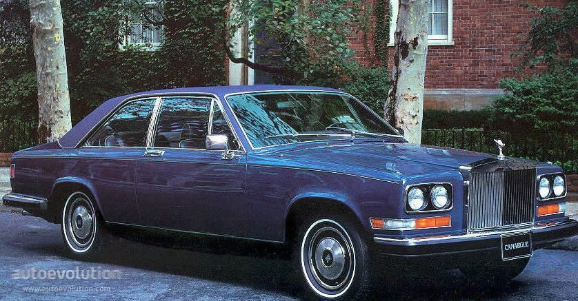1986 Rolls-Royce Camargue