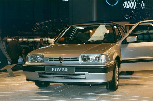 1986 Rover 200