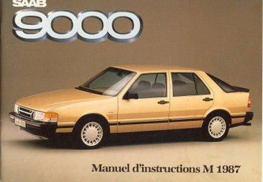 1986 Saab 9000