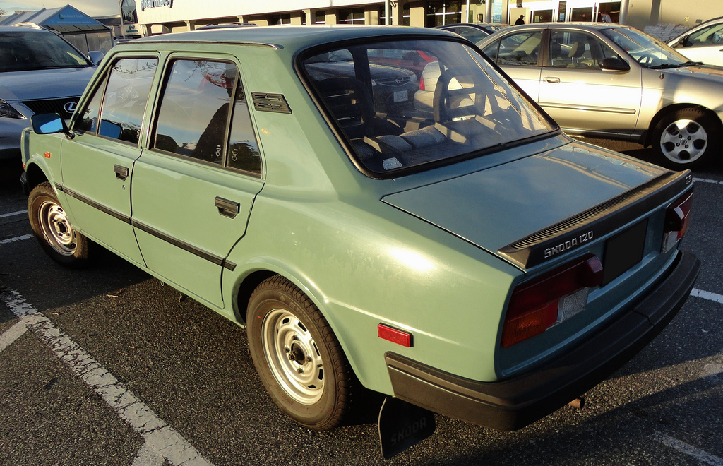 1986 Skoda 120