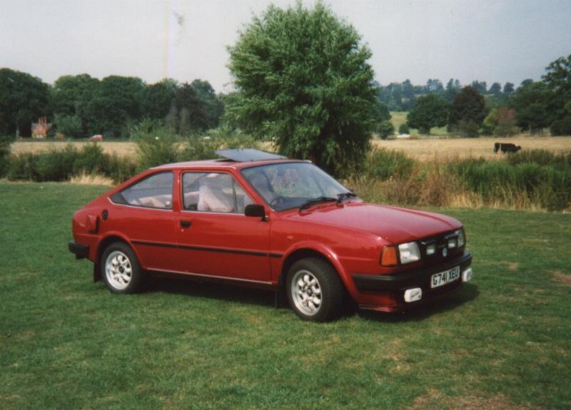 1986 Skoda 130