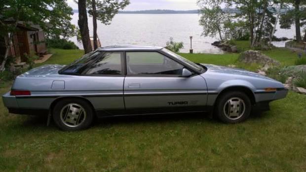 Subaru XT - Partsopen