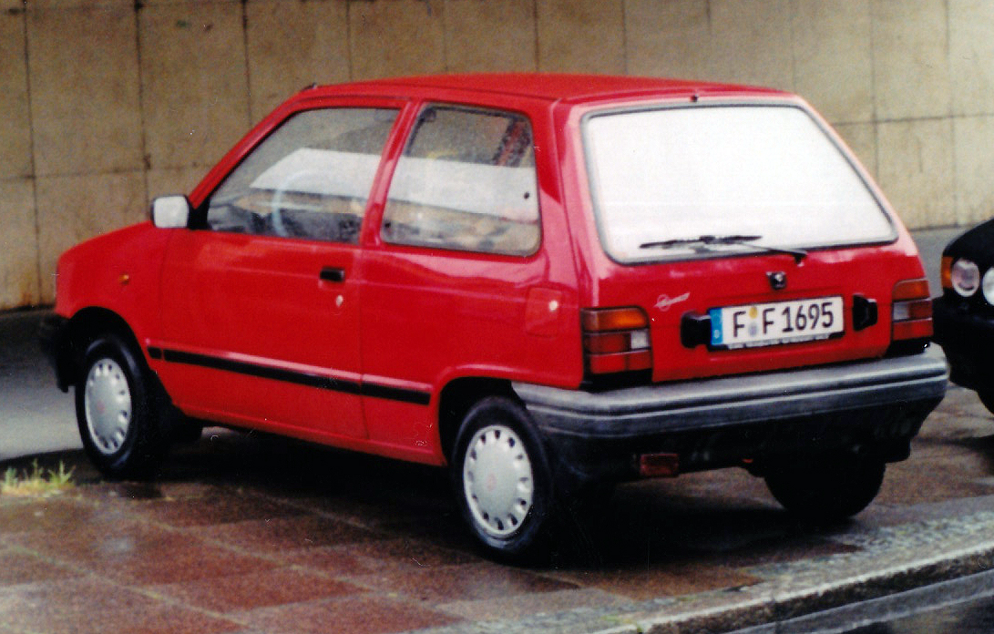 1986 Suzuki Alto