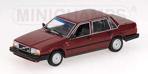 1986 Volvo 400