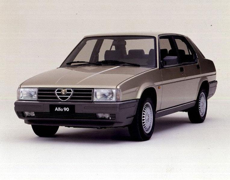 1987 Alfa Romeo 90