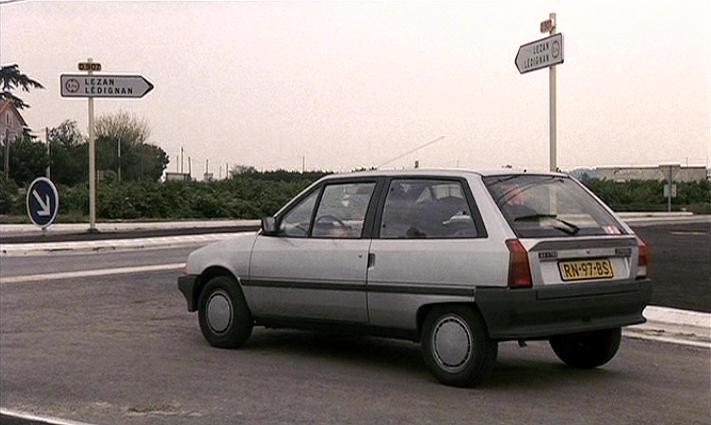 1987 Citroen AX