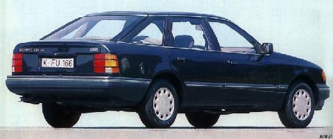 1987 Ford Scorpio