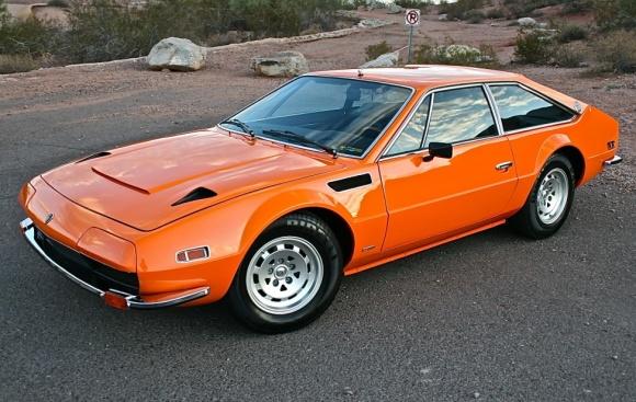 1987 Lamborghini Jarama Partsopen