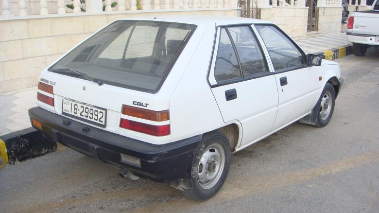 1987 Mitsubishi Colt
