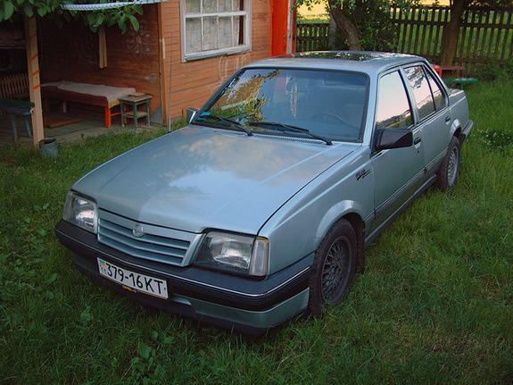 1987 Opel Ascona