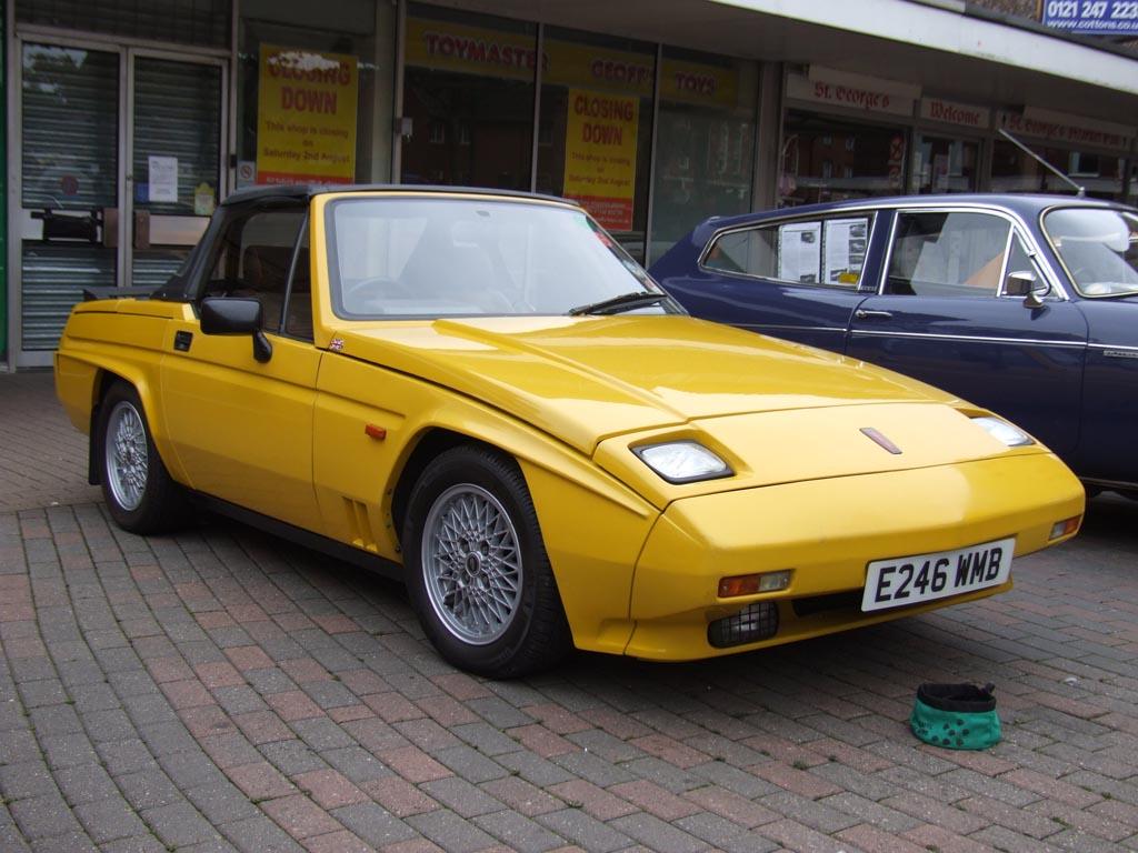 1987 Reliant Scimitar Sabre