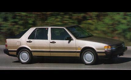 1987 Saab 9000