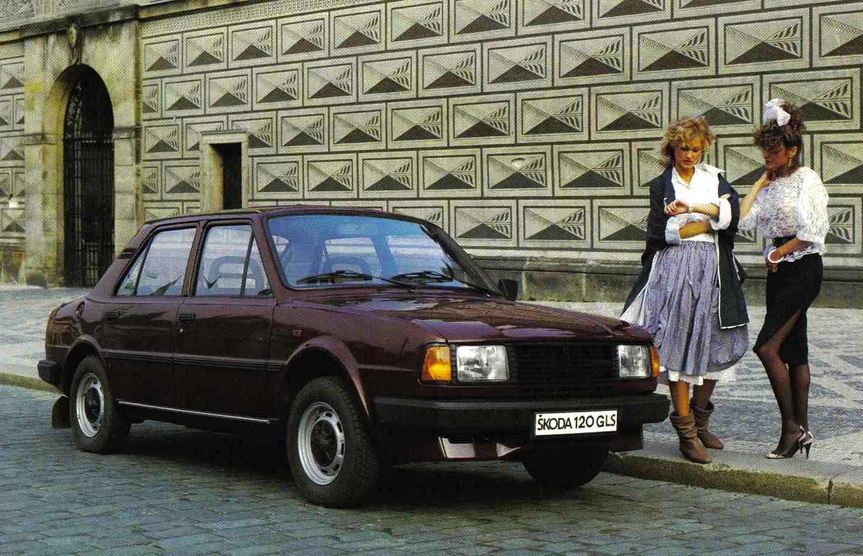 1987 Skoda 105