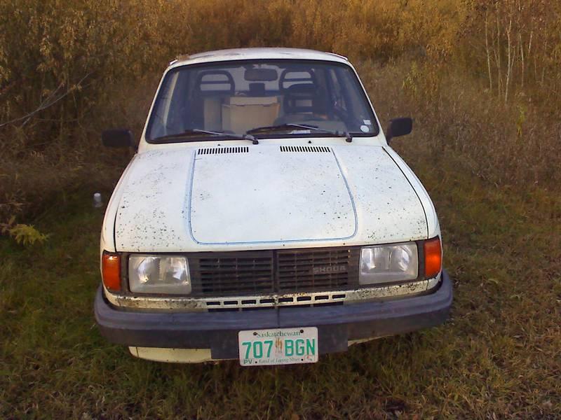 1987 Skoda 120