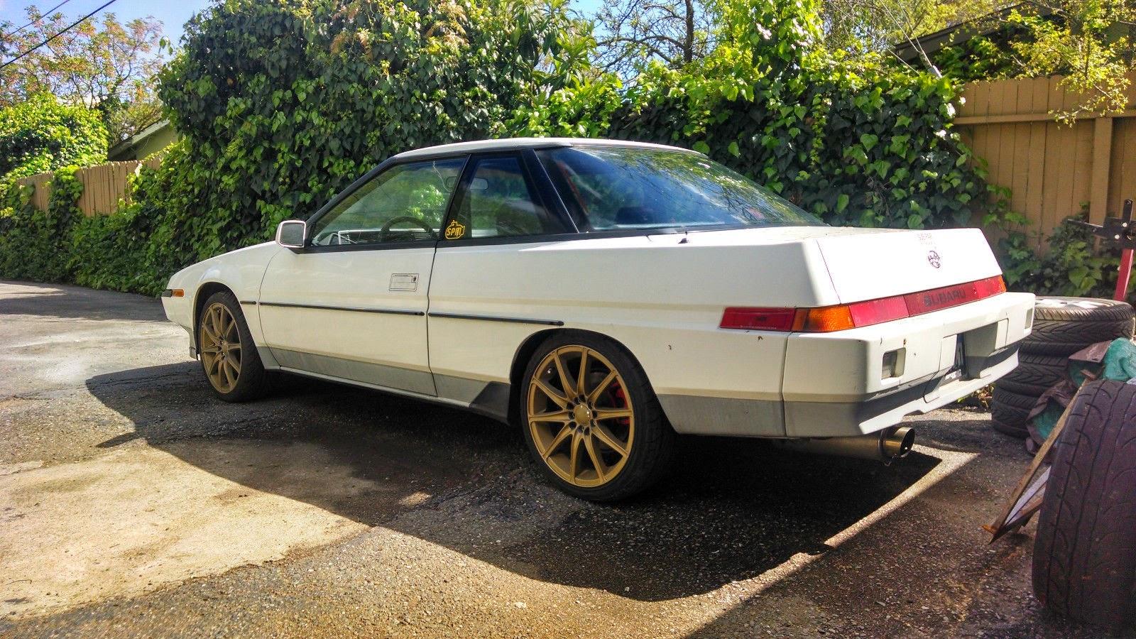 1987 Subaru XT - Partsopen