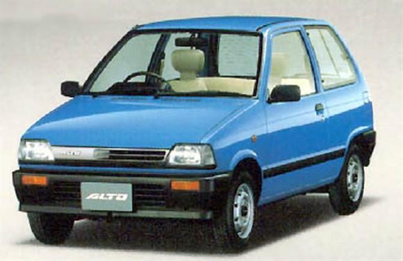 1987 Suzuki Alto