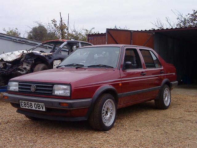 1987 Volkswagen Jetta