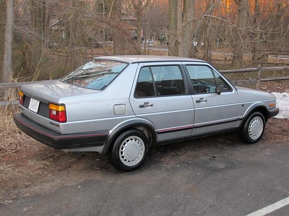 1987 Volkswagen Jetta - Partsopen