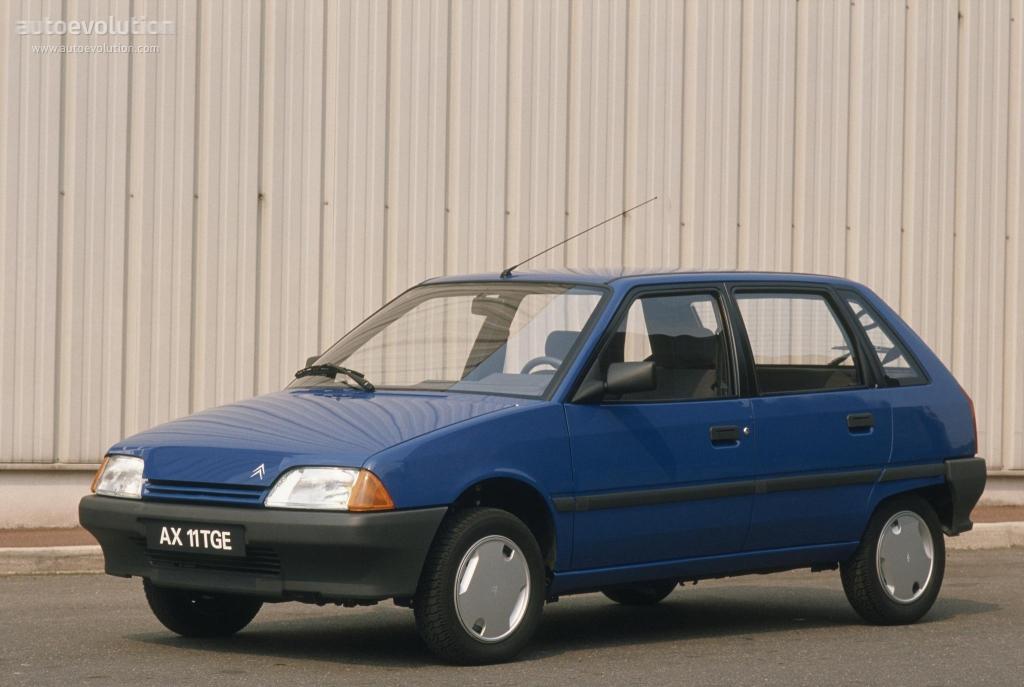 1988 Citroen AX