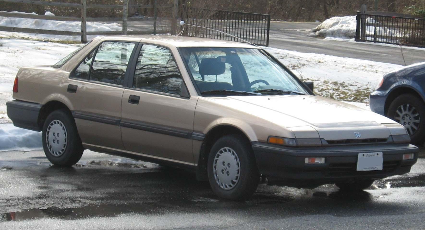 1988 Honda Accord Partsopen