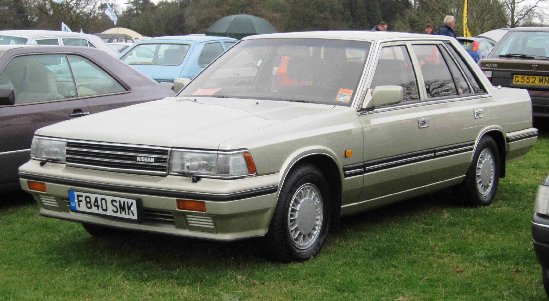1988 Nissan Laurel Partsopen