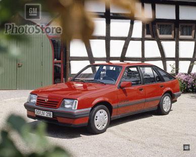 1988 Opel Ascona