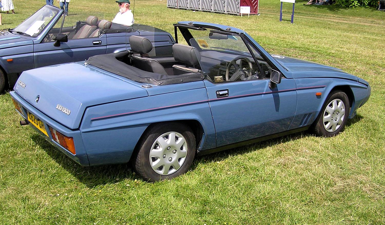 1988 Reliant Scimitar Sabre