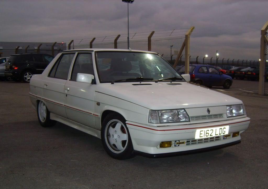 1988 Renault R9 Partsopen