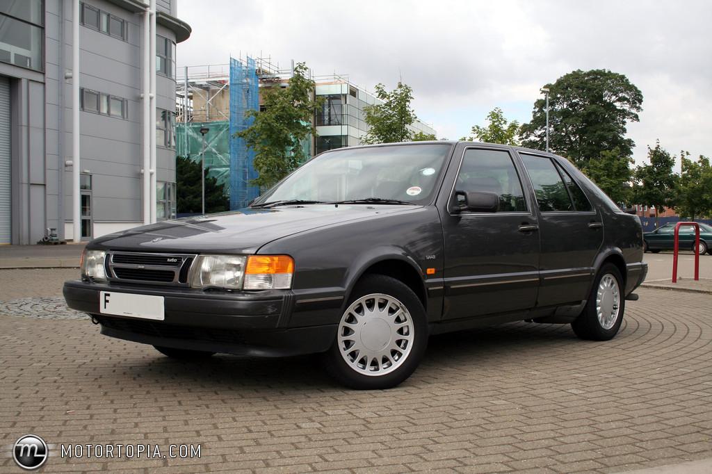 1988 Saab 9000