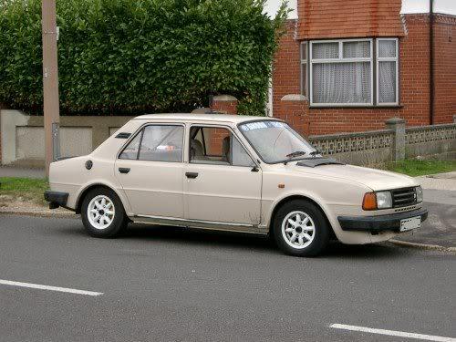 1988 Skoda 105
