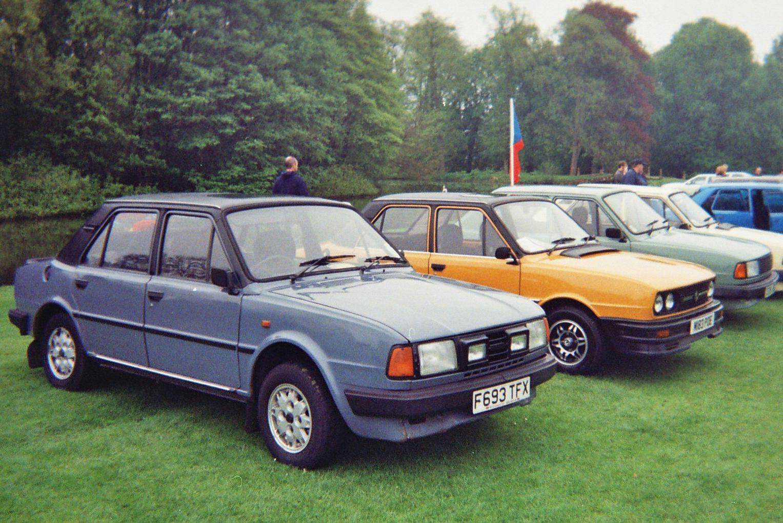 1988 Skoda 125