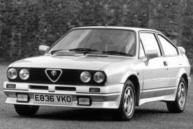1989 Alfa Romeo Sprint