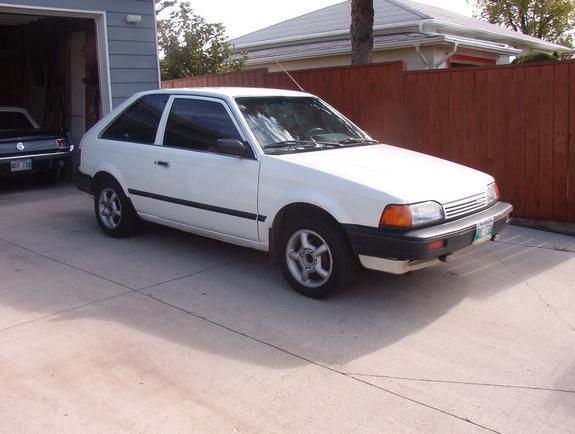 Mazda 323 Partsopen