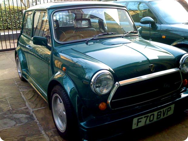 1989 mini mini partsopen for Domon mini 1989