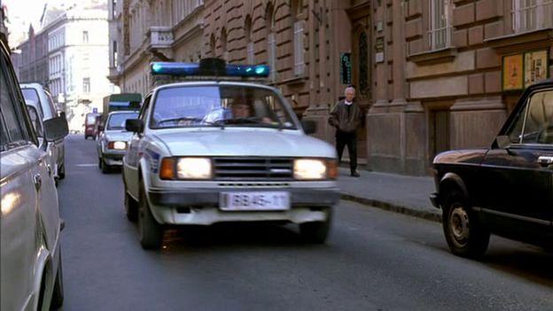 1989 Skoda 125