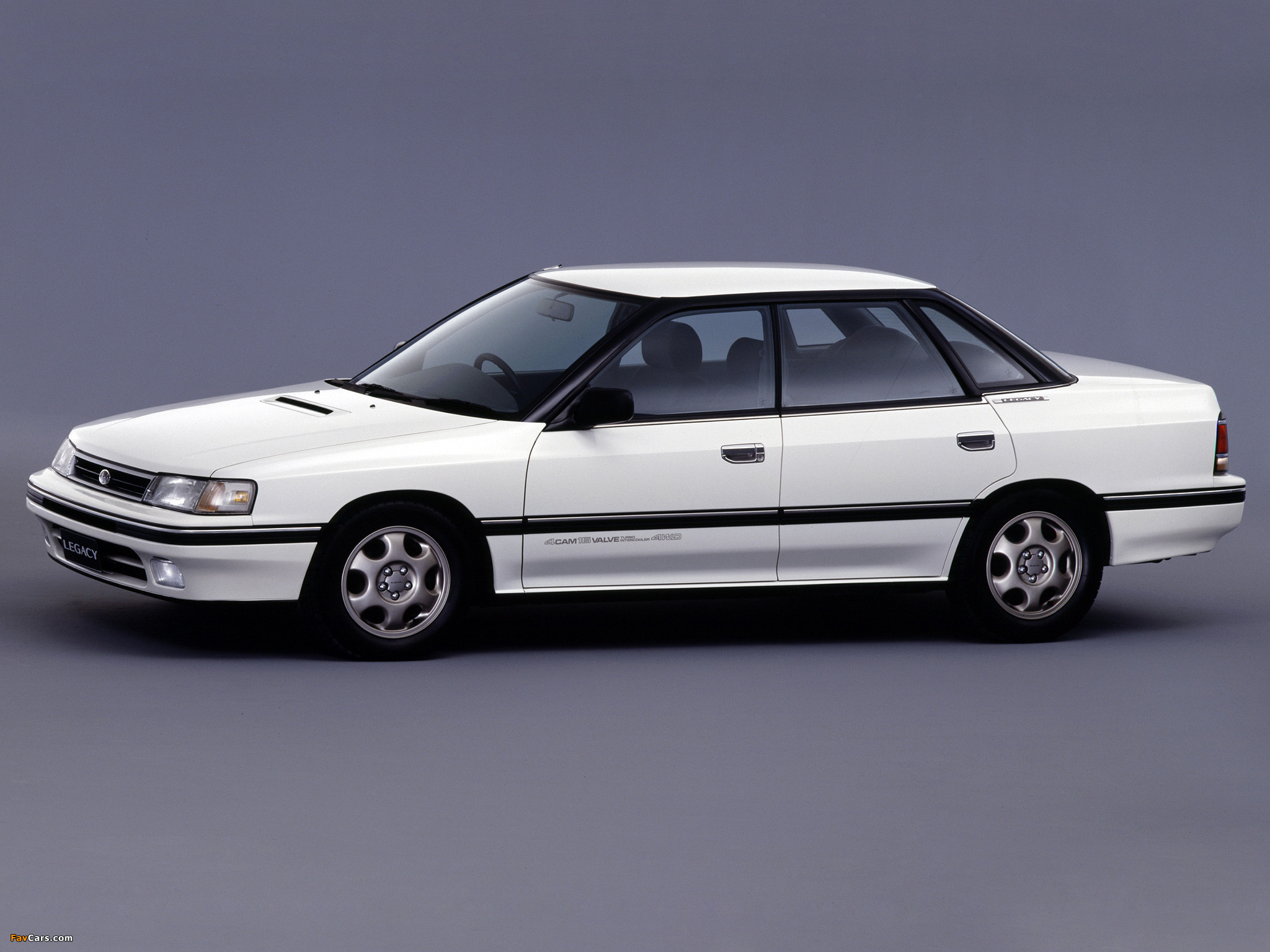 1989 Subaru Legacy