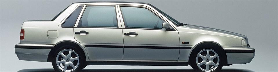 1989 Volvo 400